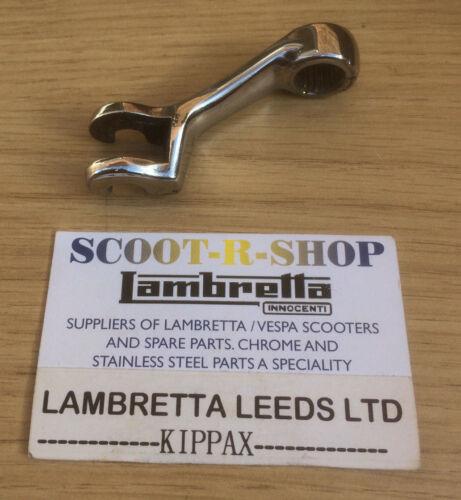 SERIES 1,2 /& 3 GP-LI-SX-TV LAMBRETTA STAINLESS STEEL REAR BRAKE ARM LEVER
