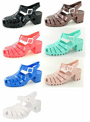 jelly shoes 90s