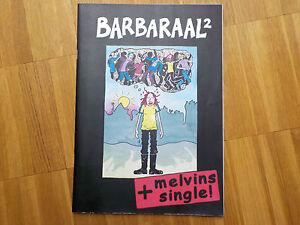 Melvins-Untitled-7-034-Vinyl-1997-incl-Comic-Baarbaraal-english-version