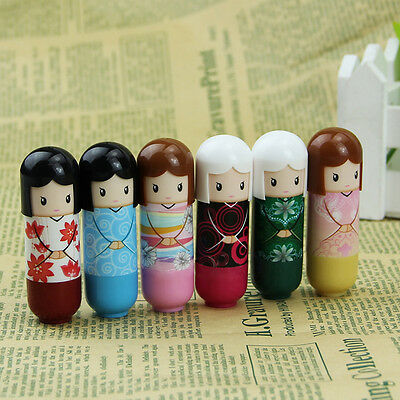 Lippenpflege Lip Balm Lipstick Moisturizer 6 Flavors Pure Natural Women Baby 1pc