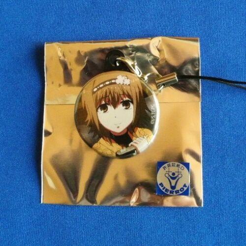 Tokyo Ghoul Badge Strap SHINJYUKU event limited Touka Kaneki Rize Tsukiyama