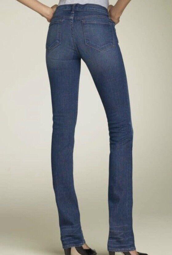 J Brand Petite Pencil Low Rise Jeans 28