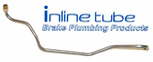 275 HP OEM INLINE TUBE 67-68 CHEVELLE  PUMP TO CARB CARBURETOR FUEL LINE 327