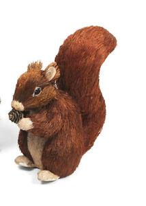 20-3cm-Yute-Marron-ardilla-figurita