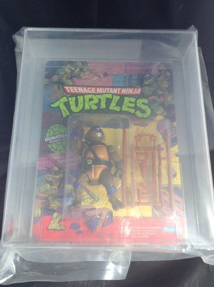 Ukg 85 Afa 1990 44bk Tmnt Teenage Mutant Ninja Turtles Donatello Spielzeug Figur