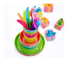 Ikea Kids 36pc Dinnerware Set Plate Cup Bowl Spoon Birthday Party Bpa Free Kalas