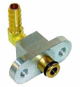 Fuel-Rail-Adaptor-for-FPR-Fuel-Pressure-Regulator-For-R33-GTS-T-Skyline-RB25DET