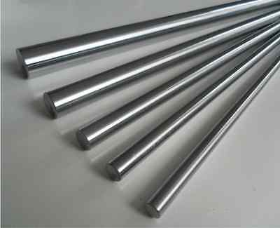 200 - 600mm OD 6mm Cylinder Liner Rail Linear Shaft Optical Axis ( 300 400 500 )