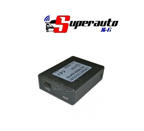 Multimedia Adapter 50926305 ORIGINALE FIAT PUNTO Autoradio USB AUX interfaccia