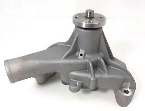 1987-95-SBC-Chevy-GMC-Aluminum-Water-Pump-4-3-V6-amp-305-350-5-0-5-7L-V8-Reverse