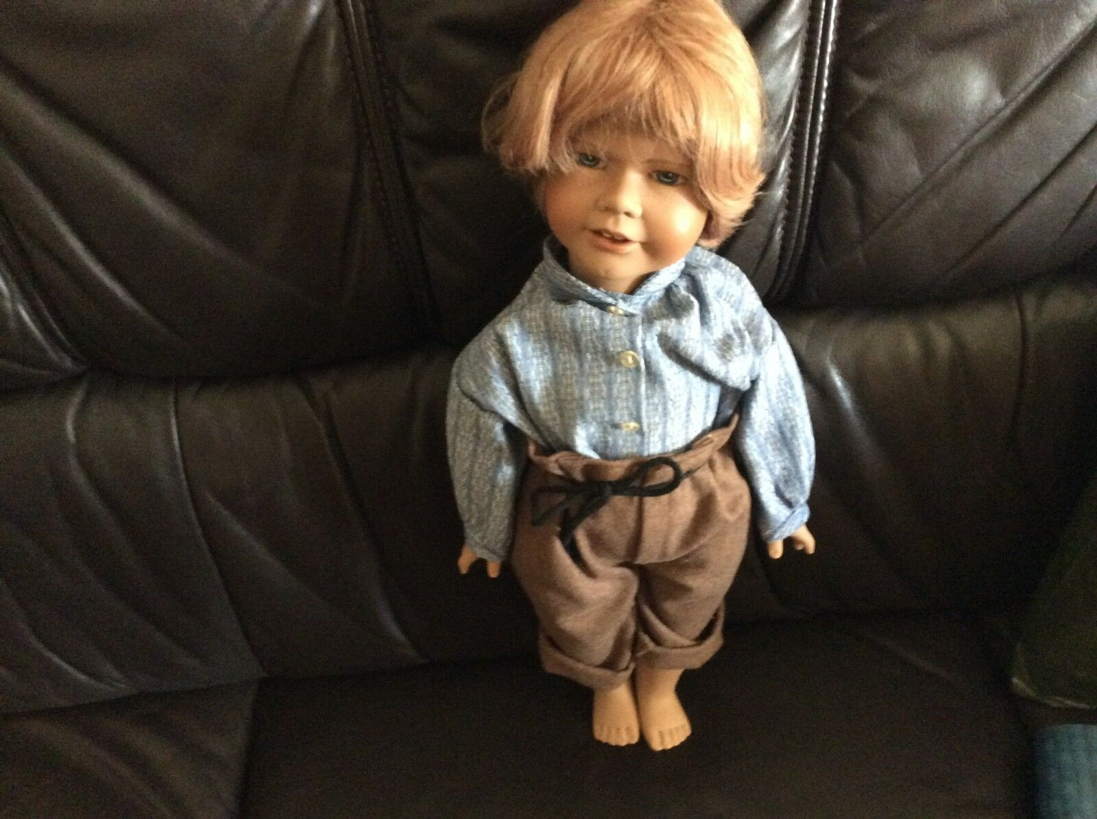 Genuine 19''Heidi Ott Ott Ott Collectors Doll 1ae789
