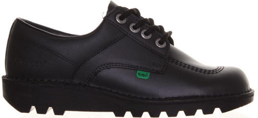 Kickers Kick Low Men Back Damen to School Leder Schuhe Damen Back Stiefel e85077