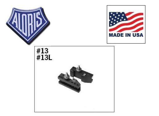 "1 ONE Aloris AXA-13 RIGHT Extension Tool Holder 1/2"""