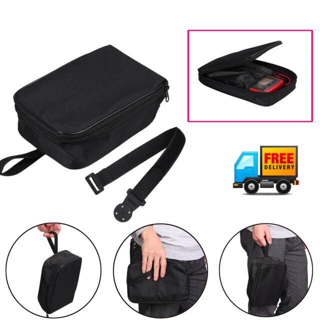 Universal Magnetic Hanging Strap Kit For Fluke TPAK Multimeter With Cloth Bag AU