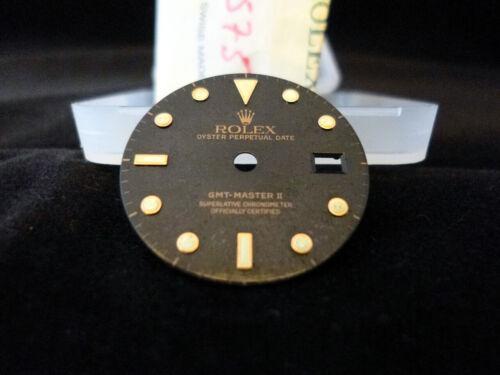 Rolex dial GMT-Master II ref. 16718 16713