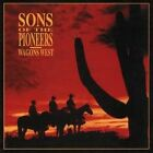 Wagons West [Box] [Box] by The Sons of the Pioneers (CD, Aug-1993, 4 Discs, Bear Family Records (Germany))
