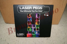 Laser Pegs Letter Block Word Play I330 Educational Series Learning Exercise NEW