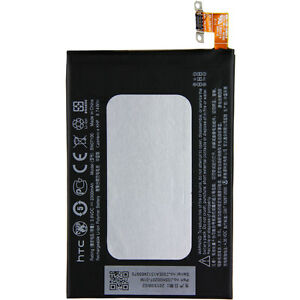 Authentique-HTC-BN07100-2300mAh-Batterie-Original-HTC-Pr-One-Black-Argent-M7
