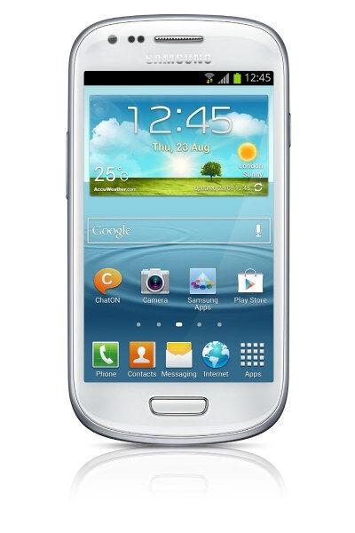 Samsung Galaxy S Iii Mini Gt I8190 8gb Marble White Unlocked Smartphone For Sale Online Ebay
