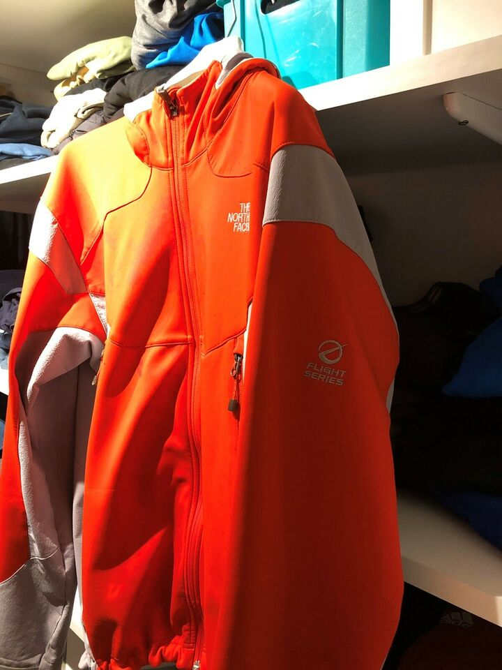 Softshell, str. XL, North Face