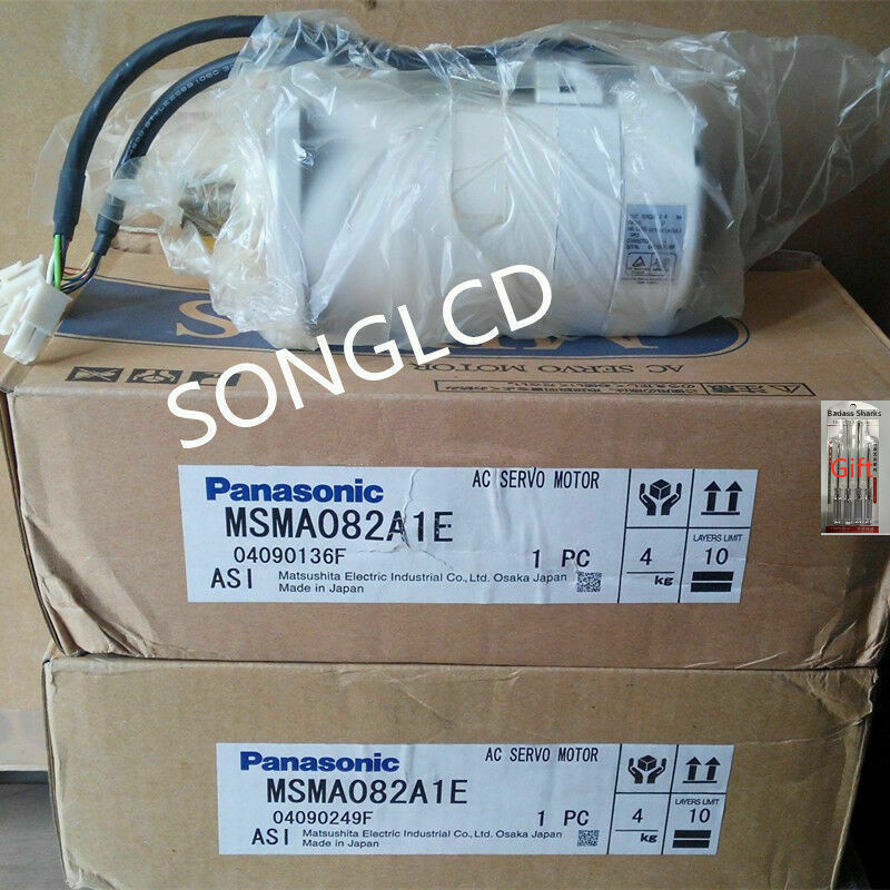 by DHL or EMS Panasonic servo motor MSMA012A1A New*