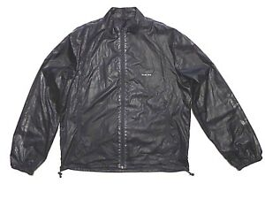 French-Connection-full-zip-windbreaker-light-insolated-jacket-size-large-mens