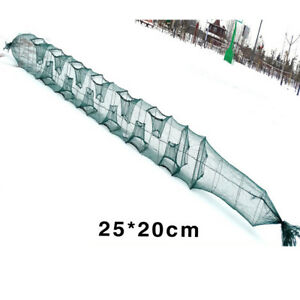 3-5m-Nylon-Fishing-Net-Foldable-Crabs-Catcher-Live-Fish-Net-Eel-Shrimp-Lure-N-SP