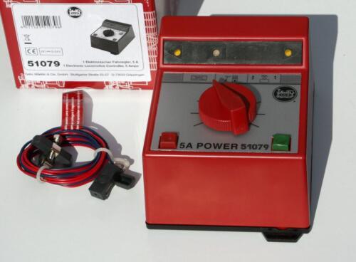 elektrischer Fahrregler 5A NEU /& OvP LGB 51079 G