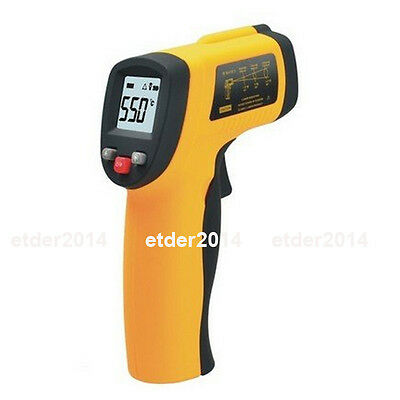 infrared  laser termometer Electronic controler temperature Industrial 550
