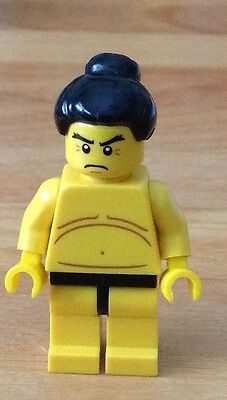 LEGO Series 3 Sumo Wrestler 8803 Collectible Minifigure Trophy Japanese CMF
