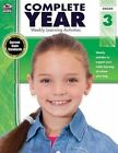Complete Year, Grade 3: Weekly Learning Activities by Thinking Kids' (Paperback / softback, 2014)
