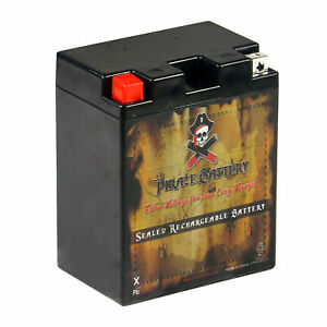 YTX14AH-BS High Performance Rechargeable All Terrain Vehicle (ATV) Battery