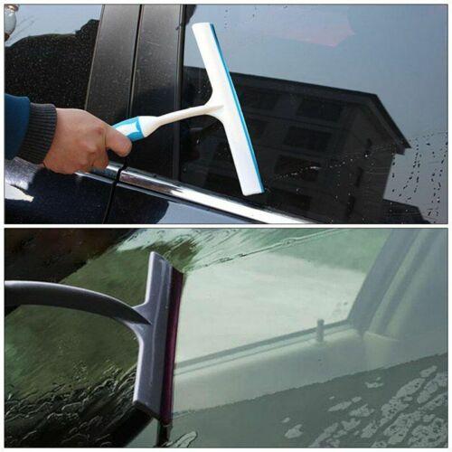 Car Glass Cleaner Windshield Auto Brush Wiper Window Clean Microfiber Tool Handy