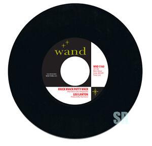 Lou-Lawton-Knick-Knack-Patty-Whack-Northern-Soul-New-Vinyl-45-Listen