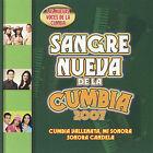 Sangre Nueva Dela Cumbia 2007 by Various Artists (CD, Aug-2007, Sony BMG)