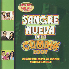 Various Artists-Sangre Nueva De La Cumbia CD NEW