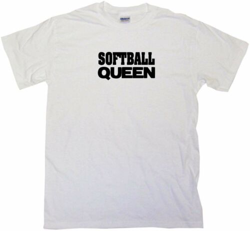 XL Softball Queen Kids Tee Shirt Pick Size /& Color 2T