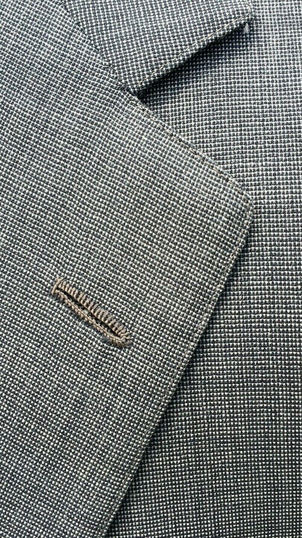 Vintage Brooks Brothers Makers Herren Grau Nagelkopf Blazer Sakko Wolle 38s   | Ein Gleichgewicht zwischen Zähigkeit und Härte  | Neuheit Spielzeug  | Verschiedene Stile