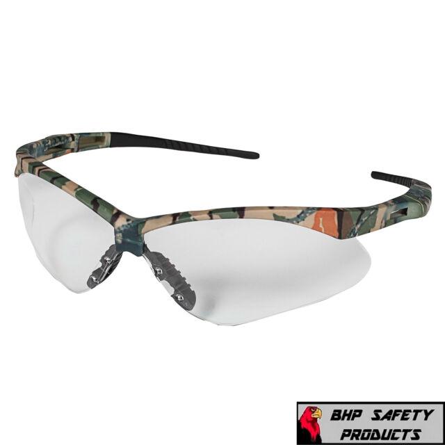 Jackson Safety 22608 V30 Nemesis Glasses Clear Anti Fog Lenses With ...