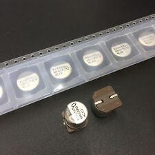 5pcs 330uF 25V Nichicon UR 25V 330UF 10x10mm SMD Chip type Capacitor