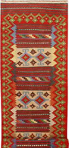 Multi-colour-Beautiful-Modern-Kilim-rug-Handmade-kilim-runner-9-039-6-039-039-x-2-039-6-039-039