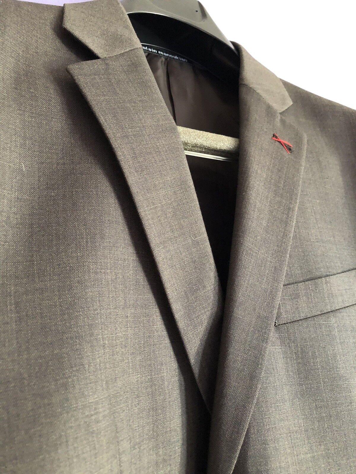 Alain Manoukian Men's Blazer Size52Eur 44R US