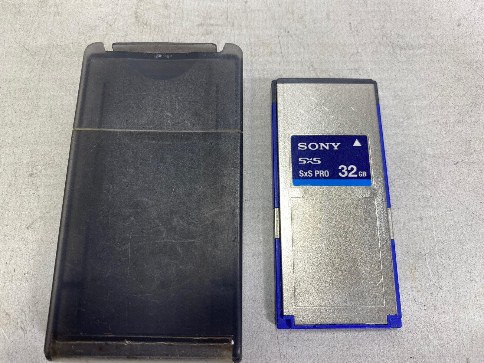 Sony 32 GB SxS Pro Card - (SBP-32)