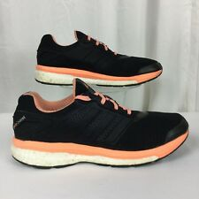 464d0d5b1 item 4 adidas SUPERNOVA GLIDE BOOST black orange white running shoes B34821  women s 10 -adidas SUPERNOVA GLIDE BOOST black orange white running shoes  B34821 ...