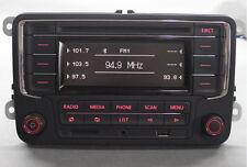 VW Autoradio RCN210 CD USB AUX Bluetooth SD GOLF TOURAN TIGUAN JETTA PASSAT POLO