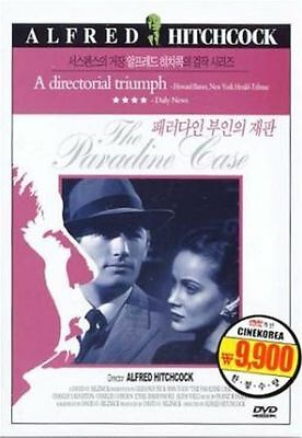 The Paradine Case (1947) - Alfred Hitchcock DVD *NEW