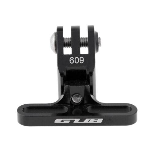 Bike Handlebar Flashlight Mount Bicycle Holder Adapter for GoPro Cameras