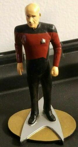 "Hamilton Gifts-Star Trek série originale Next Generation 4/"" 4.75/"" PVC Figures"