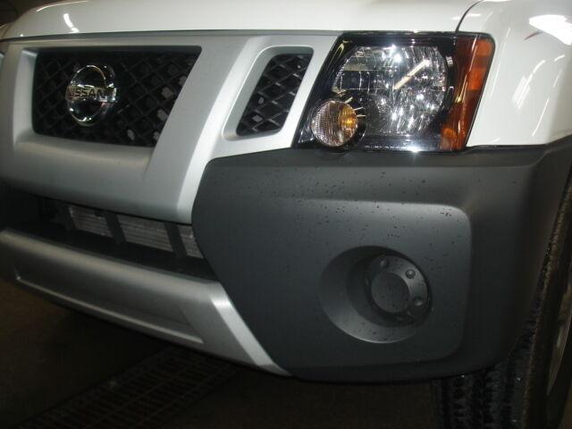 Nissan Frontier Xterra 62256EA000 Front Bumper Fog Light Cover OEM | EBay