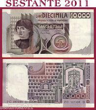 ITALIA ITALY 10.000 10000 LIRE BUSTO D'UOMO CASTAGNO 1982 P 106b SPL+ / XF+